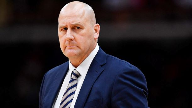 Coach Jim Boylen