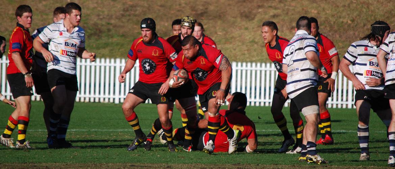 Play Rugby Union in Sydney - Drummoyne Rugby