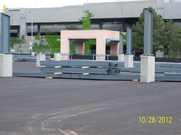 Sunport Parking 27