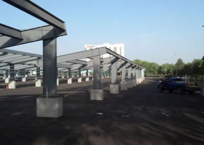Sunport Parking 28