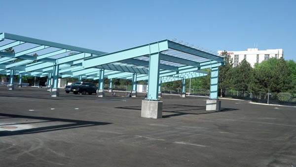 Sunport Parking 30