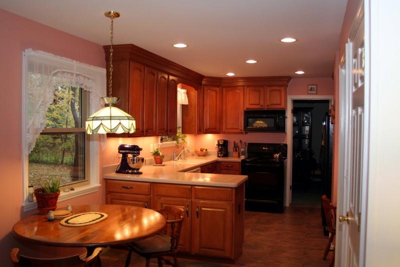 Kitchen Remodel: More Room, Same Space Cincinnati, OH