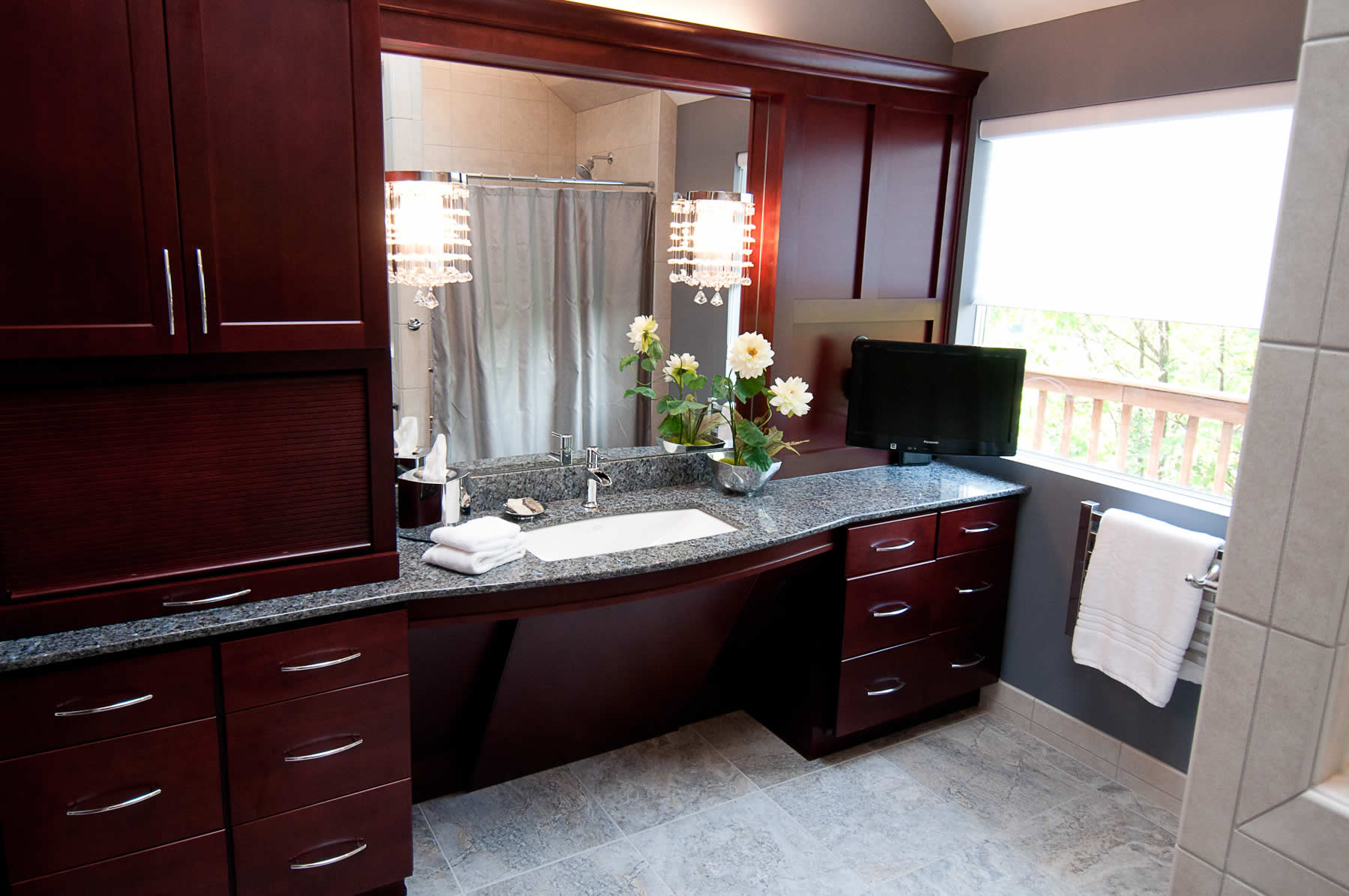 Accessible Bathroom Remodeling