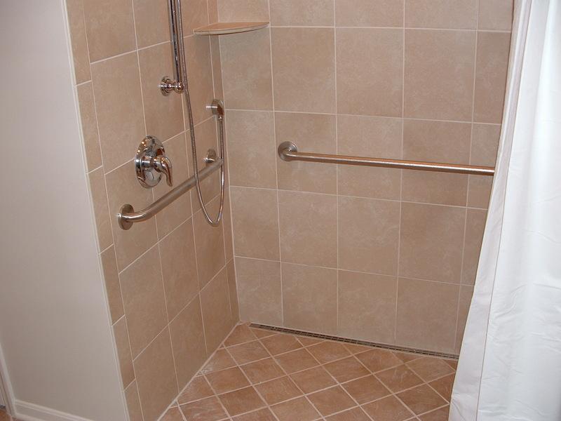 Aging in Place Remodeling – Cincinnati Bathroom