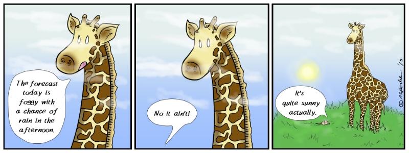 giraffe-weather-forecast