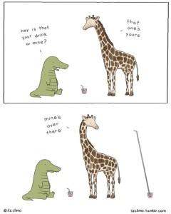 Liz-Climo-Giraffe-Straw