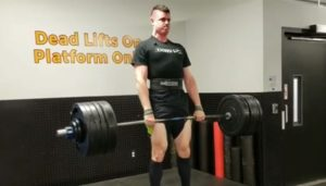 6 foot 9 power lifter deadlift top