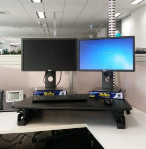 SITA-OFFICE Standing Desk Down