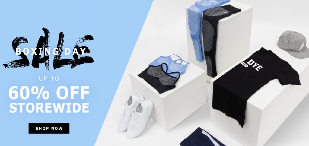 DoYouEven Boxing Day Sale