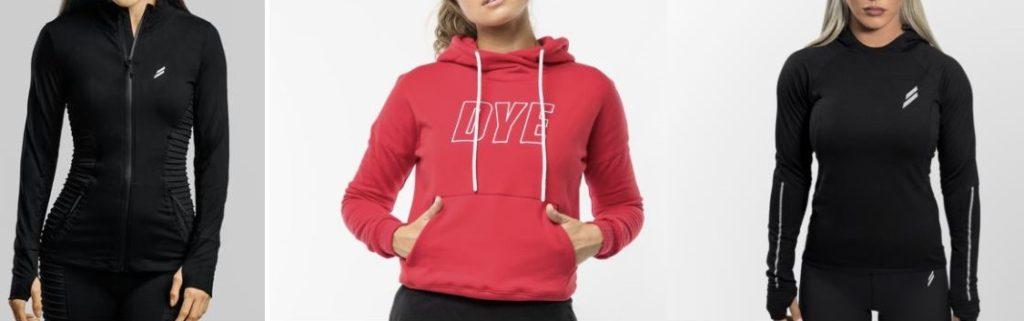 doyoueven - womens hoodies