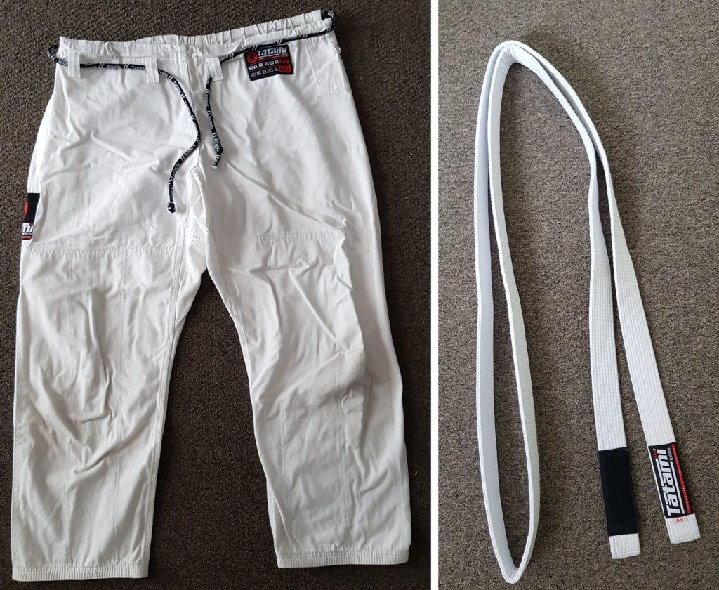 Tatami Nova MK4 Gi Pants Belt