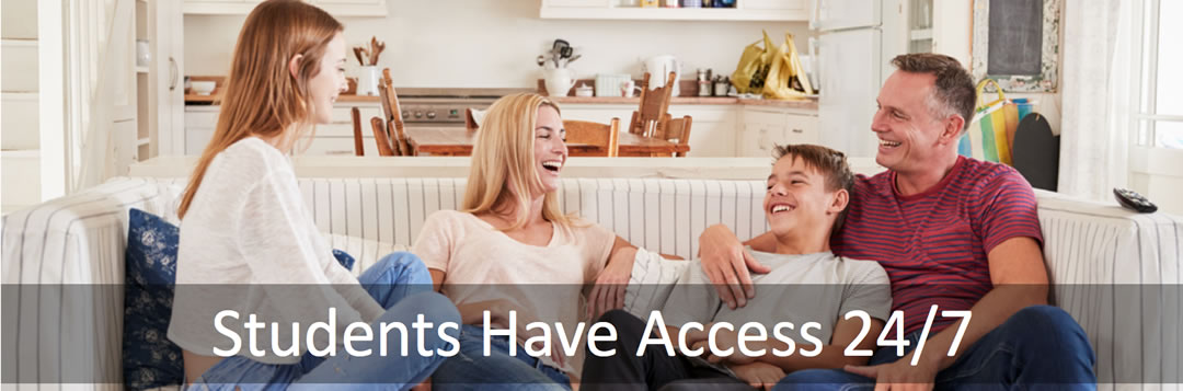 access for students banner