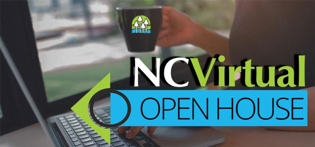 NC Virtual Open House Banner