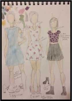 fashion design art