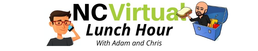 NCVirtual Lunch Banner
