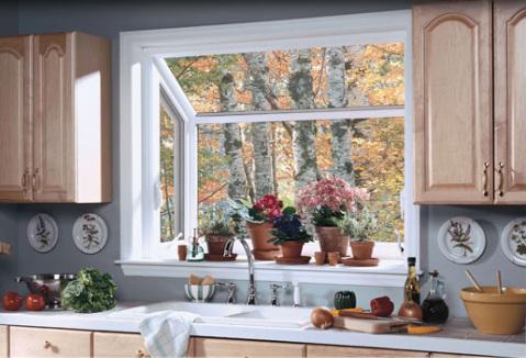 Platinum Garden Window