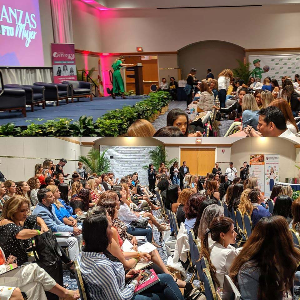 What A Great Time At 'Expofinanzas Mujer' – Miami