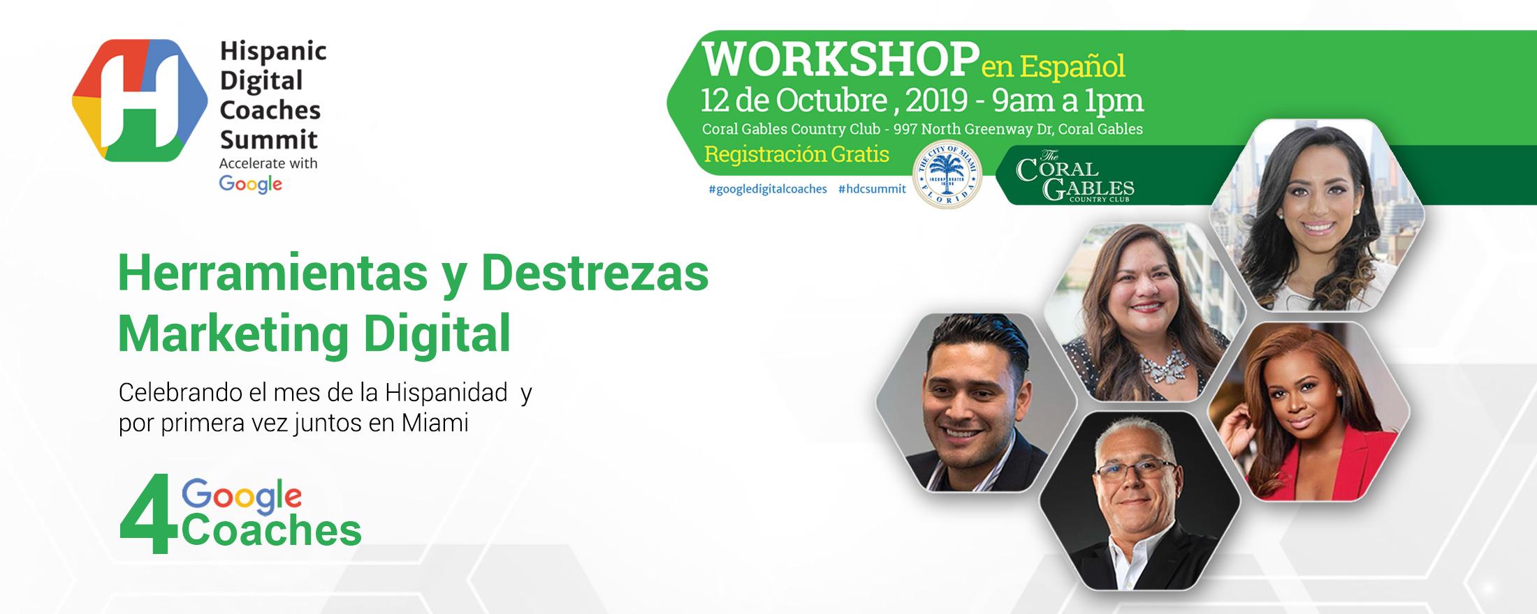 Hispanic Digital Coaches Summit