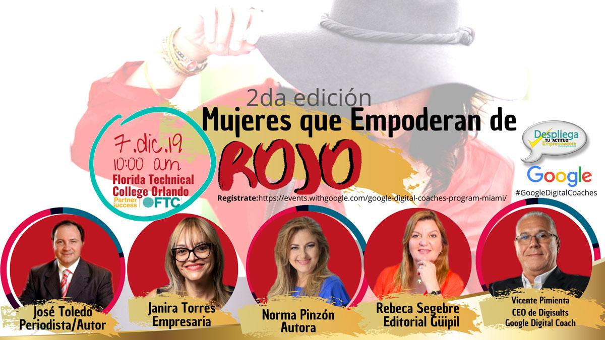 Women Entrepreneurs Who Empower In Red