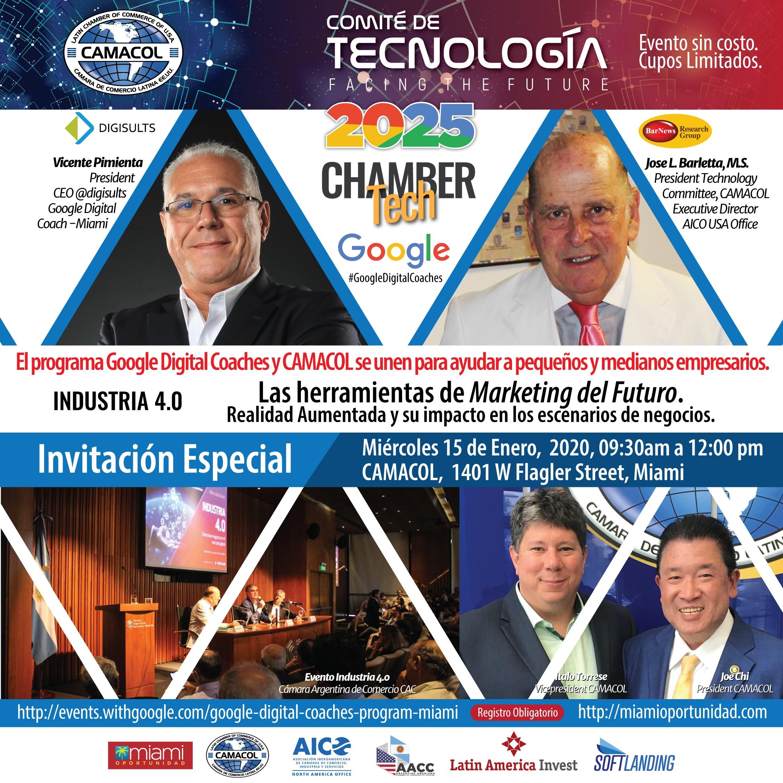 Introducción A Mercadeo Digital – CAMACOL Evento Gratuito(español)