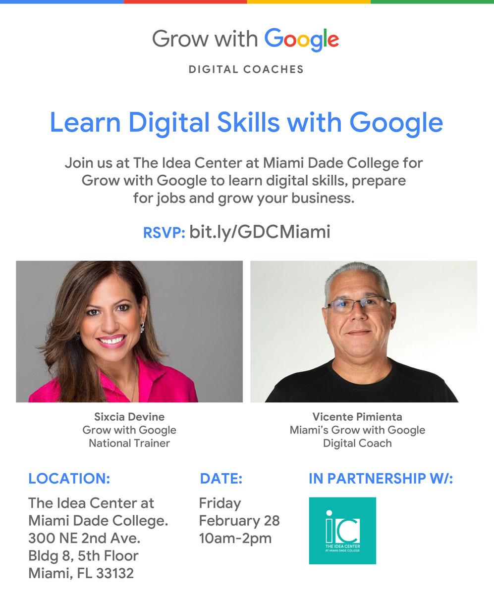 Digital Skills With Google