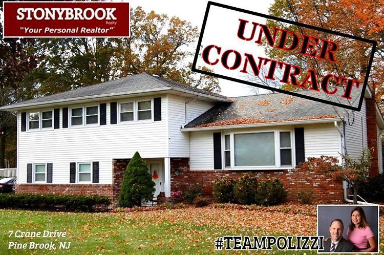 Under Contract in only 7 DAYS! TeamPolizzi