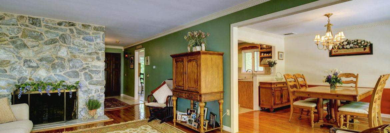 Living Room from Slider