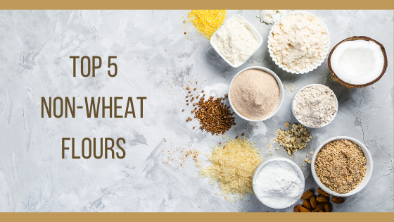 Top 5 Alternative Flours