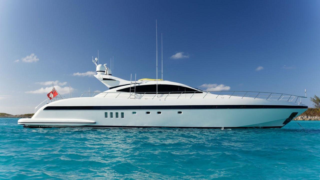 Mangusta 92 - Water Timer Charter