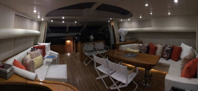 Predator 82' Water Time Charter