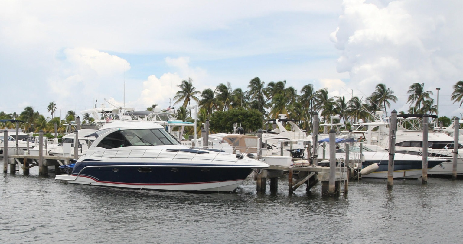 Sea Ray 48' Water Time Charter