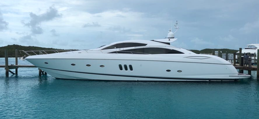 Predator 82'| Water Time Charter