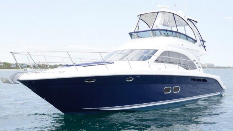 Sea Ray 55 | Water Time Charter