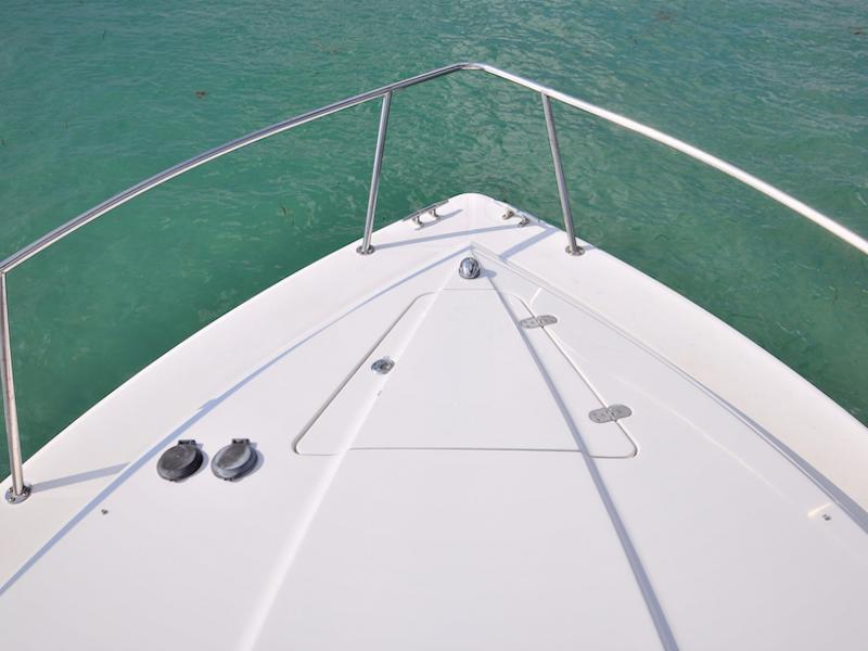 Hydra Sport 33' Water Time Charter