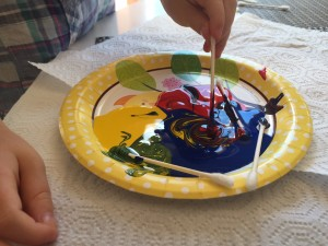 Color Mixing: An At-Home Learning Plan