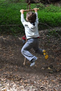 Curiosity Forever #2: Why We Should Let Kids Run Wild