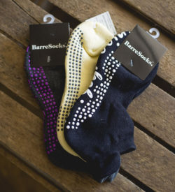 Sticky Barre Socks
