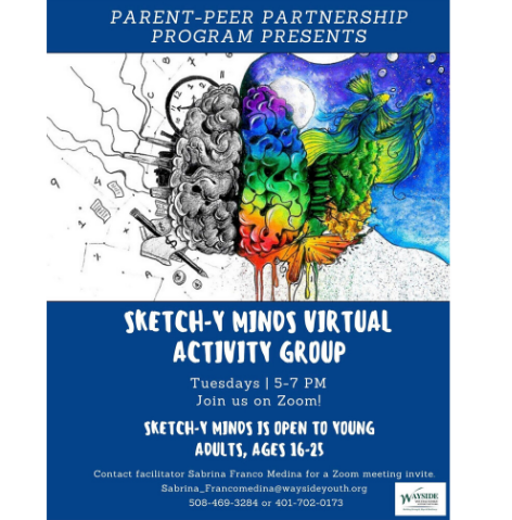 Sketch-y Minds Virtual Activity Group