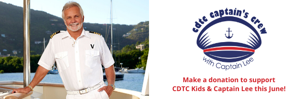 Support Medical Care for Kids, Join the Captain's Crew