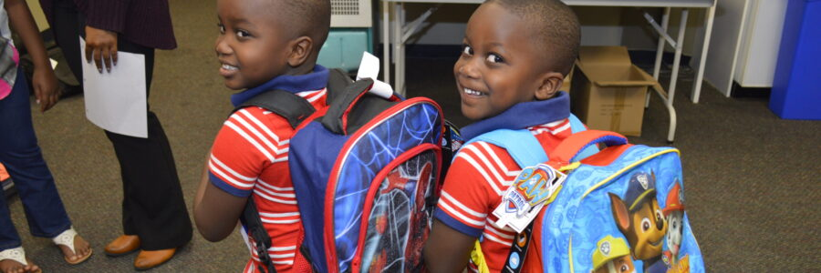 CDTC Sets Goal of 800 Backpacks for Special Needs Children Heading Back to School