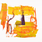 Transcendence - Orange-and-Yellow