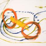 Transcendence - Two Orange Circles