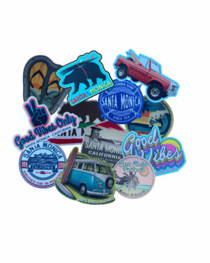 Vinyl Stickers by Sand 'n Surf