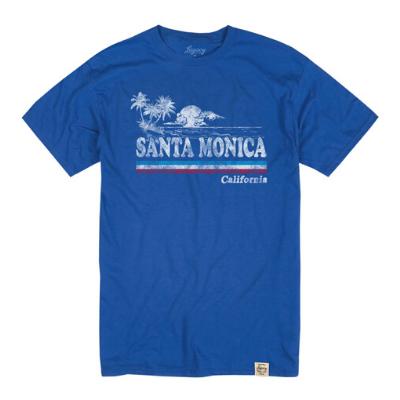 Royal blue 650MRSC w/ Old School Santa Monica