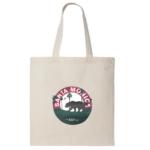 Santa Monica, California Cotton Tote Bag - Reusable