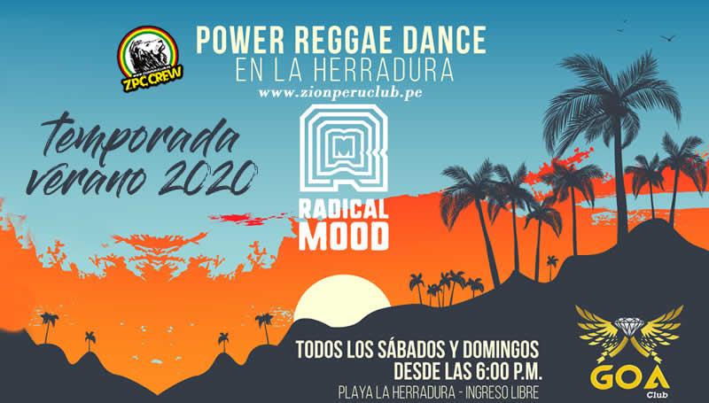 reggae peruano - radical mood