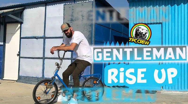 """Gentleman lanza nueva canción y video """"Rise Up"""""""