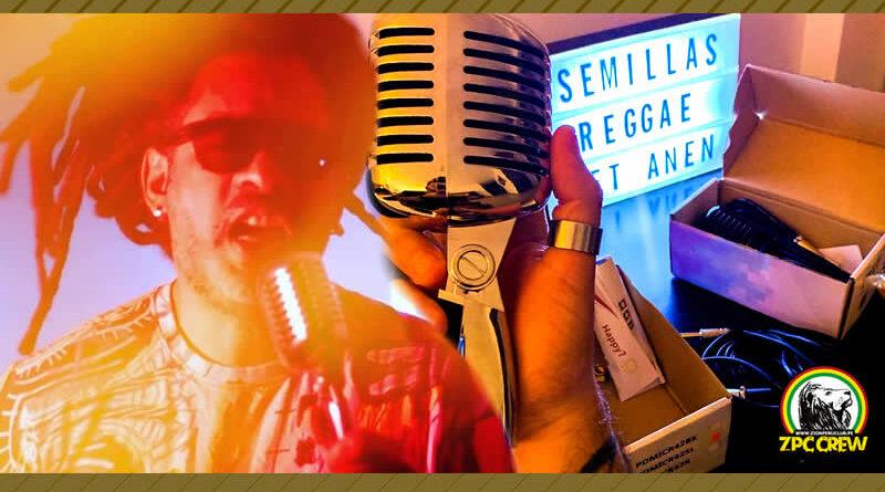 SEMILLAS REGGAE feat ANEN