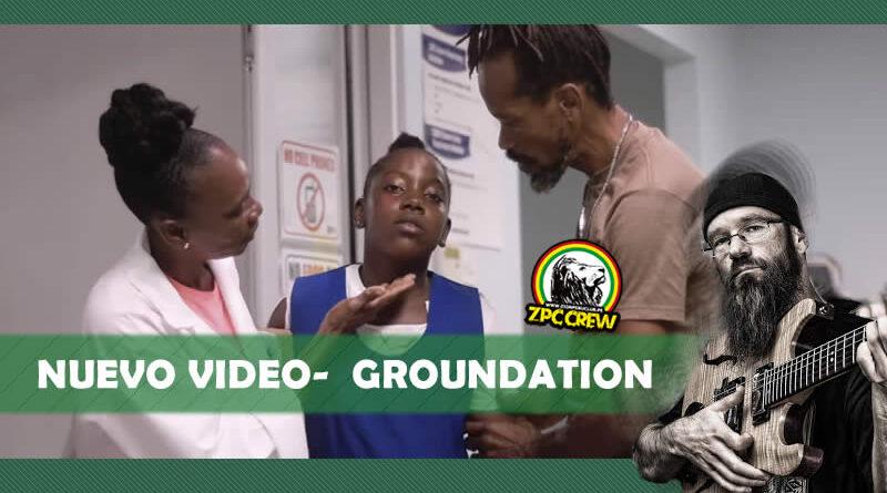 GROUNDATION - LION IN MAN