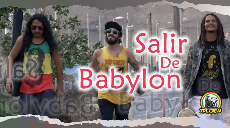SALIR DE BABYLON